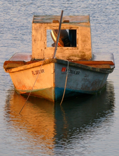 Oyster Boat, Eastpoint, Florida, USA